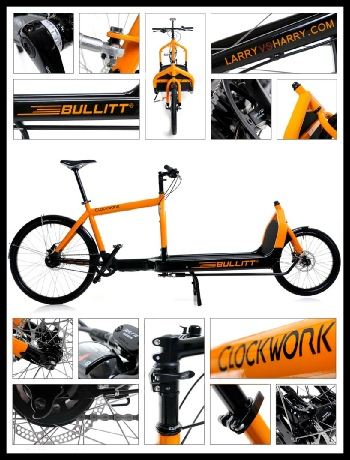 bullitt cargo bikes. Black Bedroom Furniture Sets. Home Design Ideas